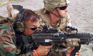 """美印""""准备战争""""联合军演打响 侧重山区作战"""