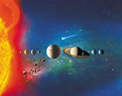 太阳系的边界到底在哪?太阳系到底有多大?