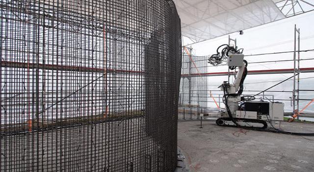 从设计到实践 盖楼这件事可以全交给机器人了