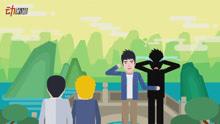 林肯公园主唱生前视频曝光!动画揭微笑型抑郁