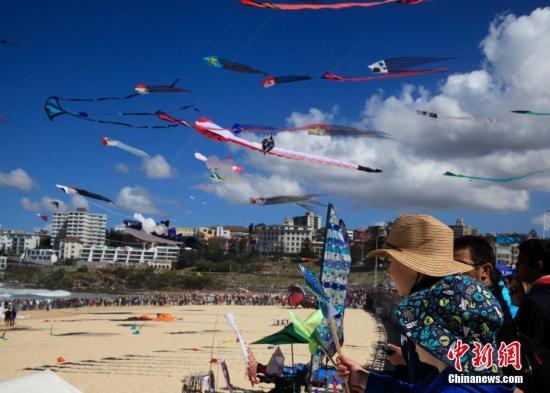 澳媒:海外背包客最爱澳洲 中国游客旅游消费最多