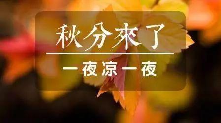 秋分小心5大疾病找上门,养生记住345黄金原则,帮你度过多病之秋!