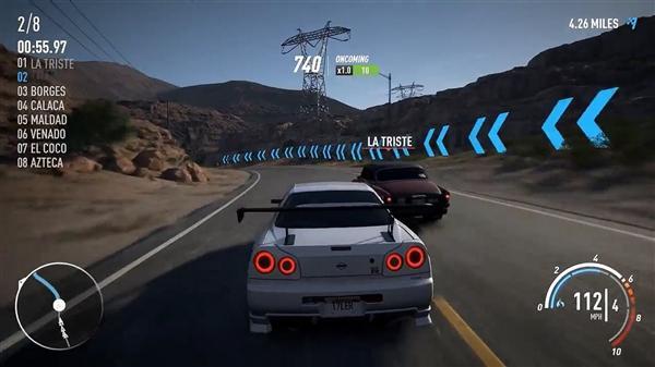 《极品飞车20》PC版4K演示:配置需求公布