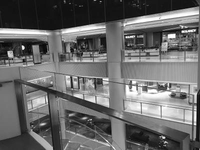 经营下滑 北京传统商场纷纷变身写字楼