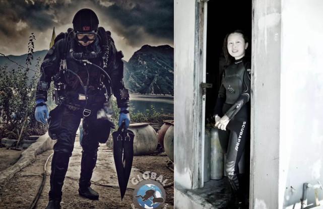 科技日报:顶尖潜水员为何命陨潘家口水库?