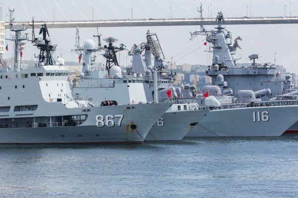 俄媒:中国军舰在大洋频露面 一点让美国头痛