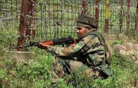 印巴军队克什米尔再爆枪战 印军杀死4名巴方平民