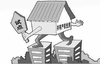"""共有产权住房亮相 完善""""梯队消费"""""""