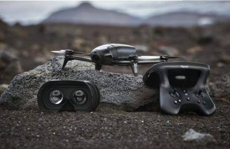 Parrot发布新款无人机 2公里远程控制