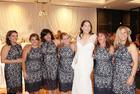 澳婚礼6宾客集体撞衫
