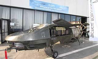 以色列无人机展垂直起降无人机