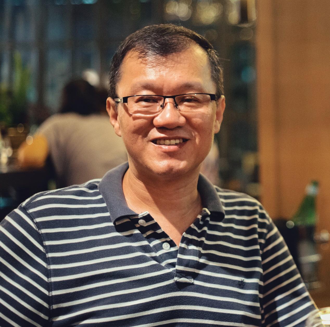 """乐卓CTO蔡达明:为理想冲刺一次 WarGod战神手机""""超越感官"""""""