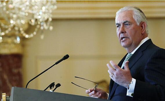 美国务卿:俄违反防止大规模杀伤性武器扩散协议