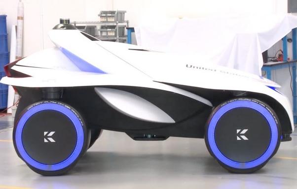 科技雷不撕:这个安保机器人更像自动驾驶汽车