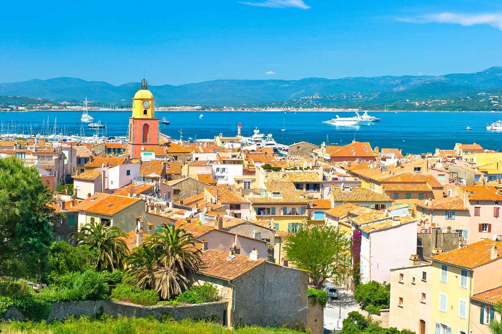 法国富豪和明星政要们的秘密花园——圣特罗佩半岛