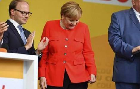 德国大选渐入佳境,默克尔连任胜算几何?