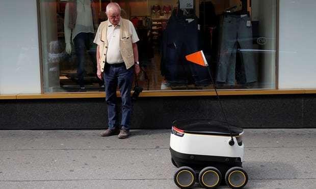 未来10年 英国400万个工作岗位或将被AI淘汰