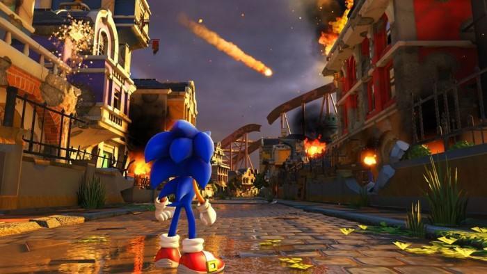 《索尼克》上线Steam 售价294元11月8日发售