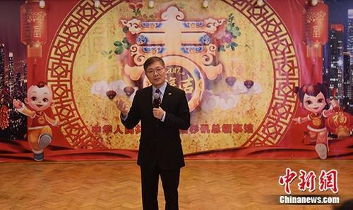 结束39年外交生涯 中国驻洛杉矶总领事刘健将离任