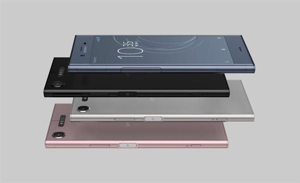 索尼Xperia XZ1宣布:无缘全网通
