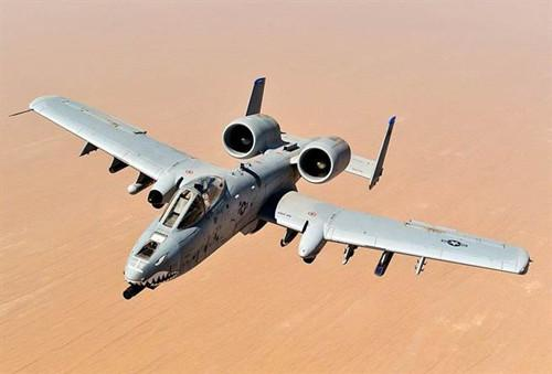 经费告急!美国或提前封存逾百架A-10