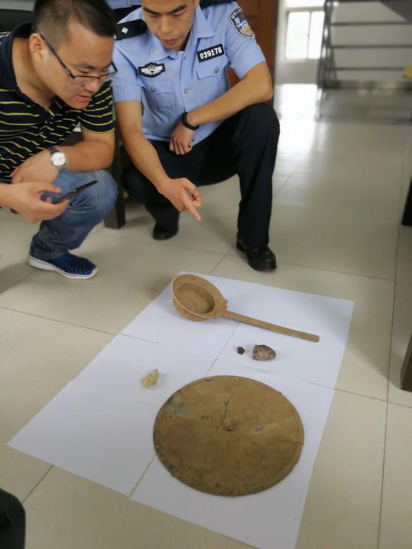 盗墓团伙暗掘战国古墓被抓获 头目曾向狱友偷学盗墓术