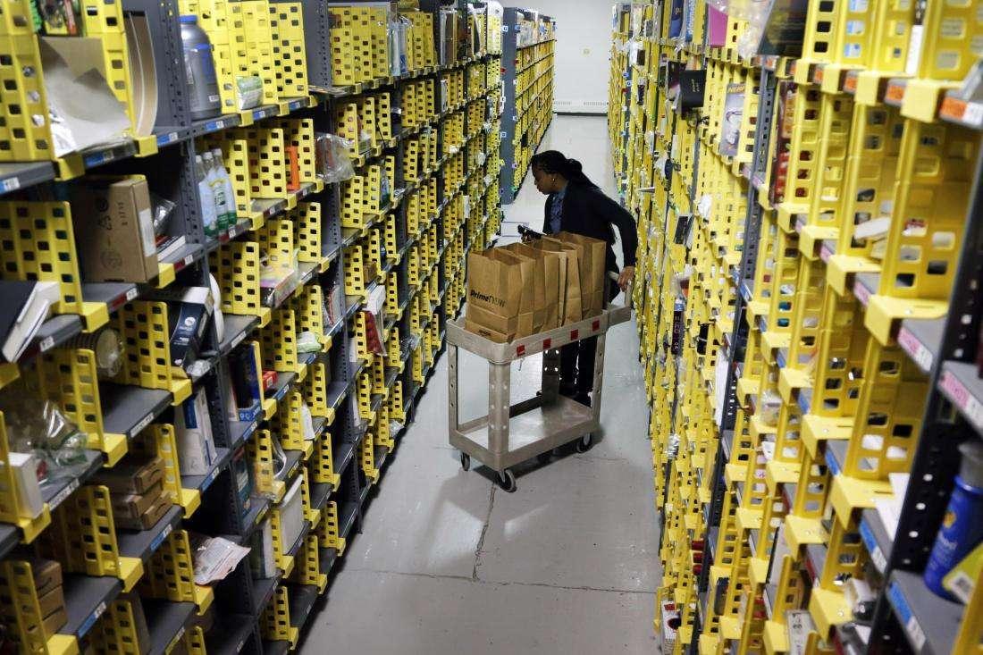 亚马逊计划在纽约设办事处 可创造2000个工作岗位