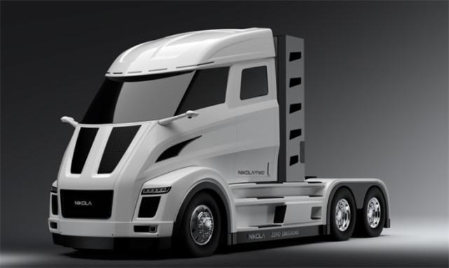 Nikola将与博世联手研发氢动力超长续航卡车
