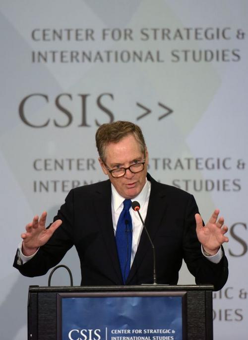 英媒:美怂恿日欧打击中国知识产权 日欧一口回绝