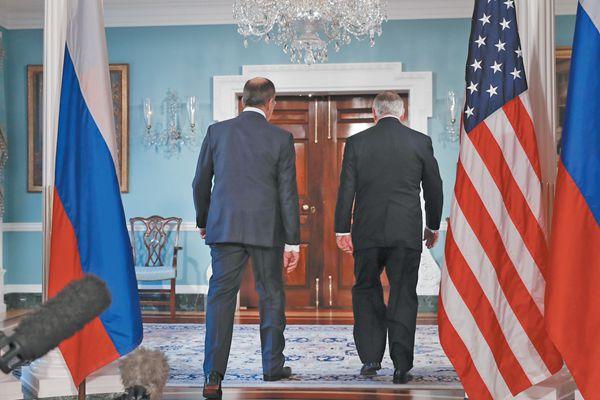 """俄指责美情报机构调查外交设施 称是""""侵略"""""""