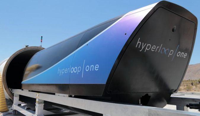 超级高铁Hyperloop One再融资 最早在阿联酋破茧