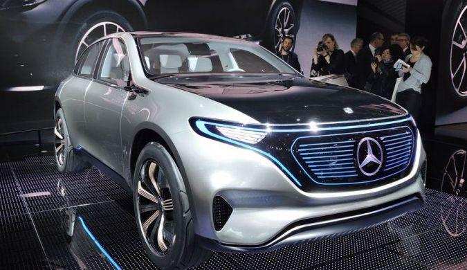 戴姆勒10亿美元扩展美国工厂 将量产首款电动SUV
