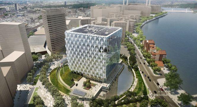 造价10亿美元!来看看史上最贵的大使馆