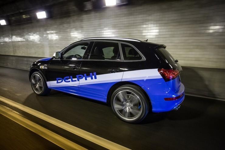 德尔福与黑莓QNX合作 将共同打造自动驾驶平台
