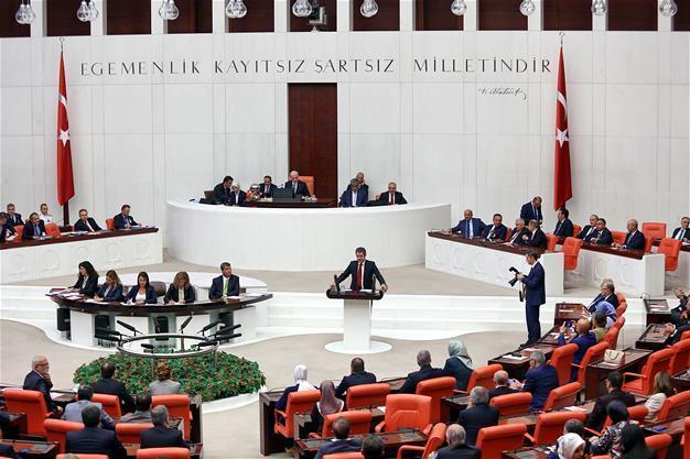 土耳其议会通过议案 延长在伊叙驻军期限