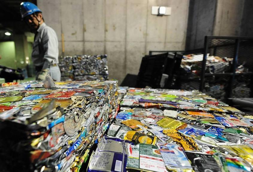 快递产生的包装垃圾 国外是怎么处理的