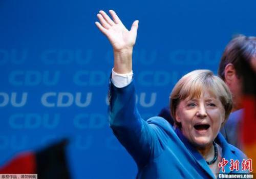 德国大选今举行 默克尔能否开启总理4.0时代?