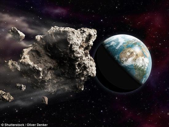 去了解威胁地球的小行星 人类欲发射50颗微卫星