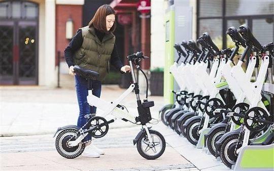 多地叫停共享电动自行车 交通部重申不鼓励发展