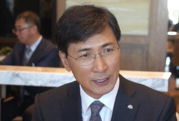 韩国忠清南道知事安熙正:农民一定是农业政策的参与者