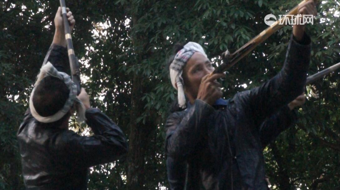 岜沙苗寨:阳光下最后一个枪手部落