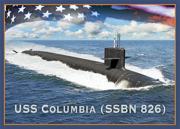 美欲造史上最致命战略核潜艇 计划2031年服役