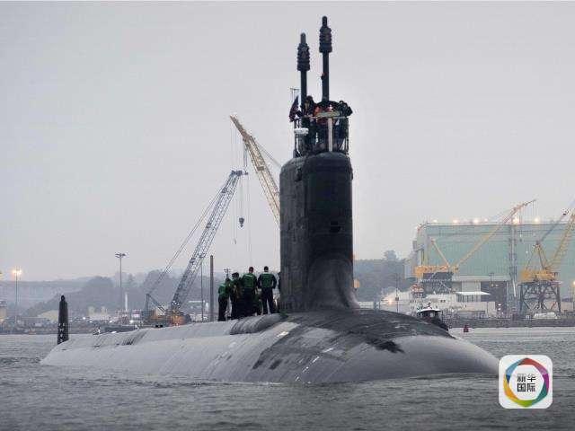 超越俄亥俄级 美英共同开发史上最强大核潜艇