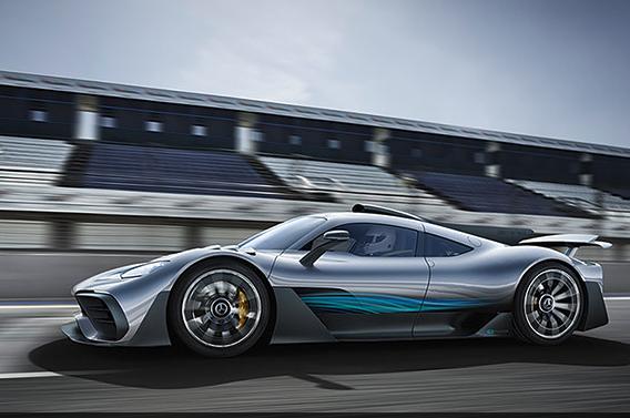 这些概念车引领着电动汽车的未来