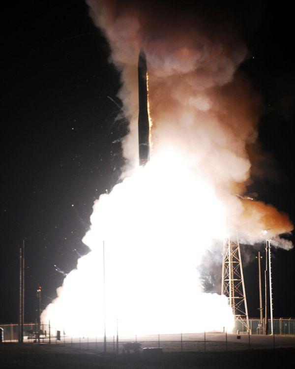 美陆基核导弹20年后将超使用期限 数量不足400枚