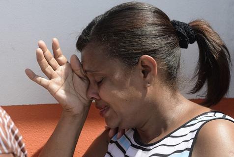 波多黎各遭飓风重创 经受毁灭性的破坏