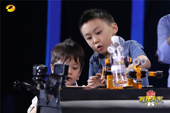 《我是未来》承载人类梦想 Alpha1 Pro腾飞中国