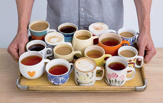 花开两朵各有千秋 咖啡与茶你选哪一杯?