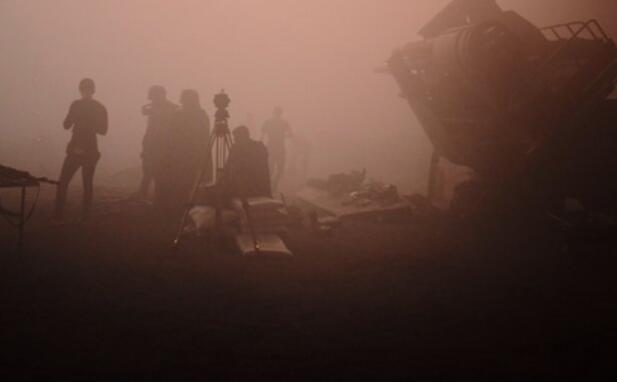 《韩·索罗外传》:银河陷入黑暗