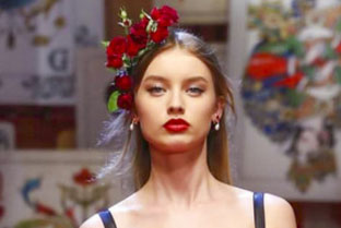 未泯童心呼之欲出! Dolce&Gabbana